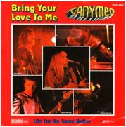 Ganymed - Bring your Love to me